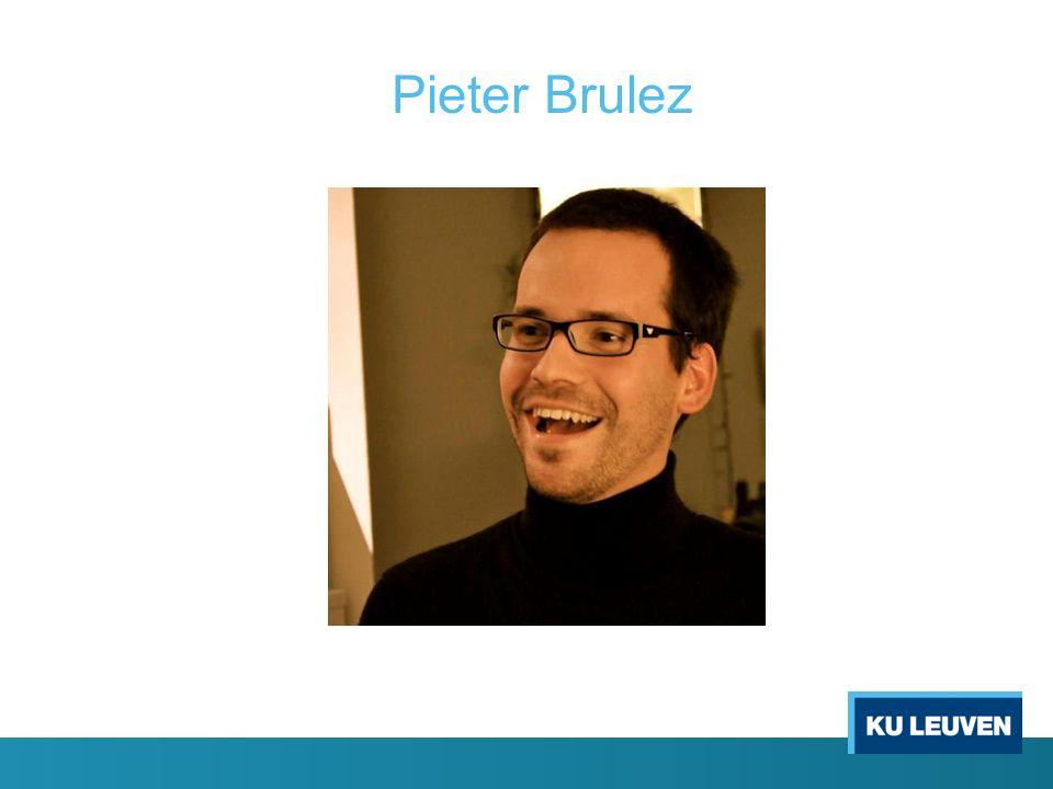 Pieter Brulez