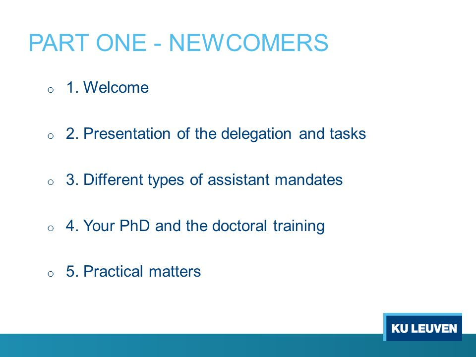 KU Leuven templates For letters, slideshows (like this one!), course covers, … Use the 'KU Leuven house style' To be found on KU Leuven website