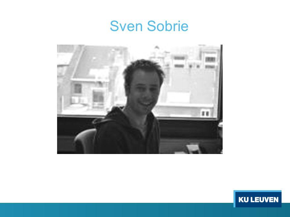 Sven Sobrie
