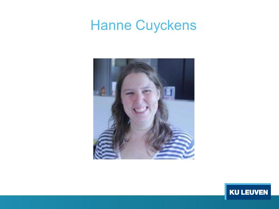 Hanne Cuyckens