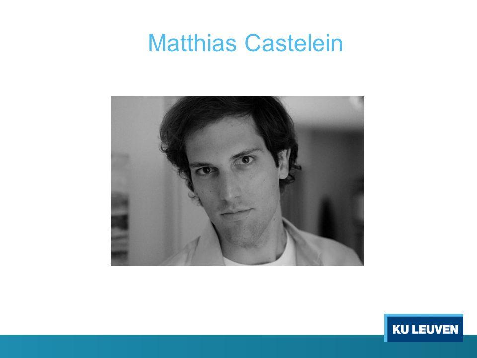 Matthias Castelein