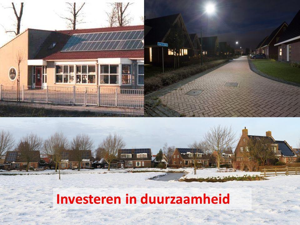 Investeren in duurzaamheid
