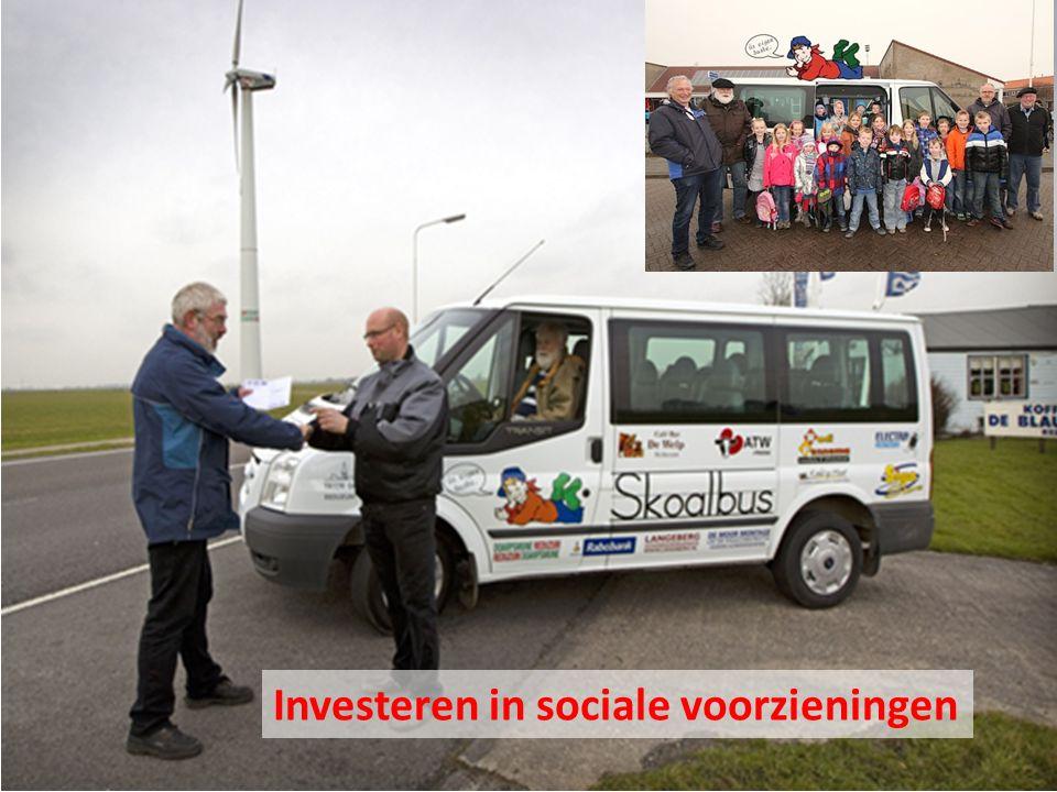 Investeren in sociale voorzieningen