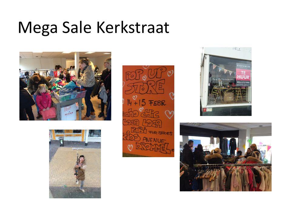 Mega Sale Kerkstraat