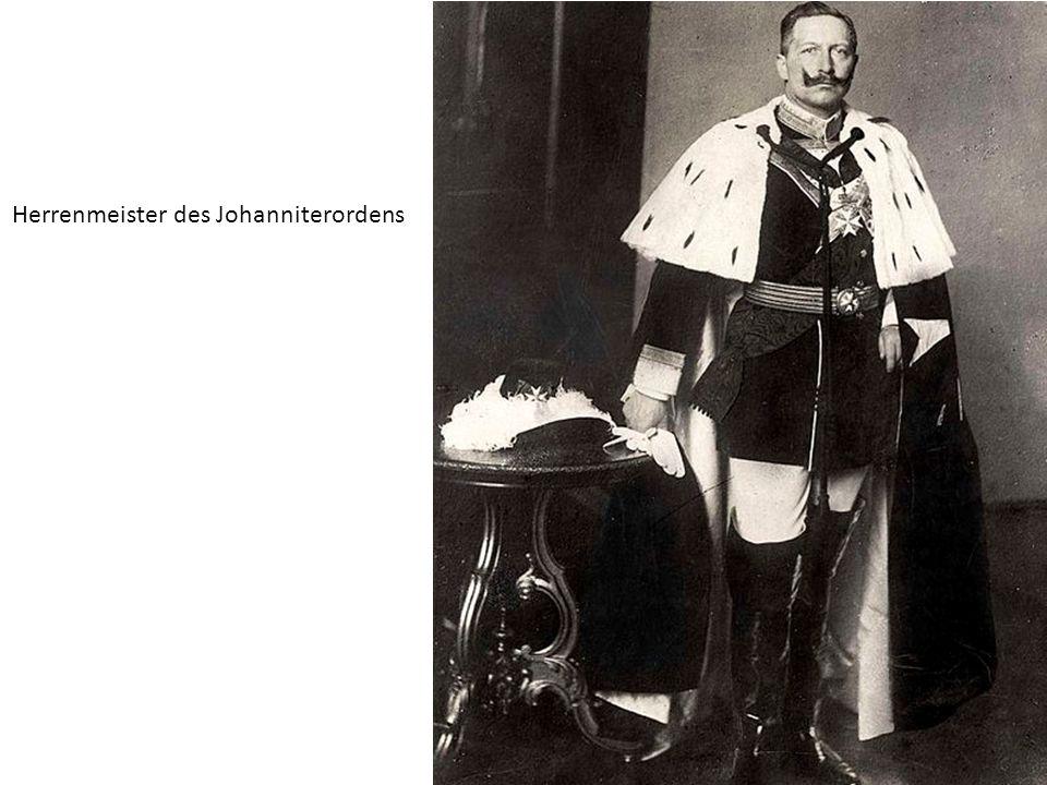 Herrenmeister des Johanniterordens