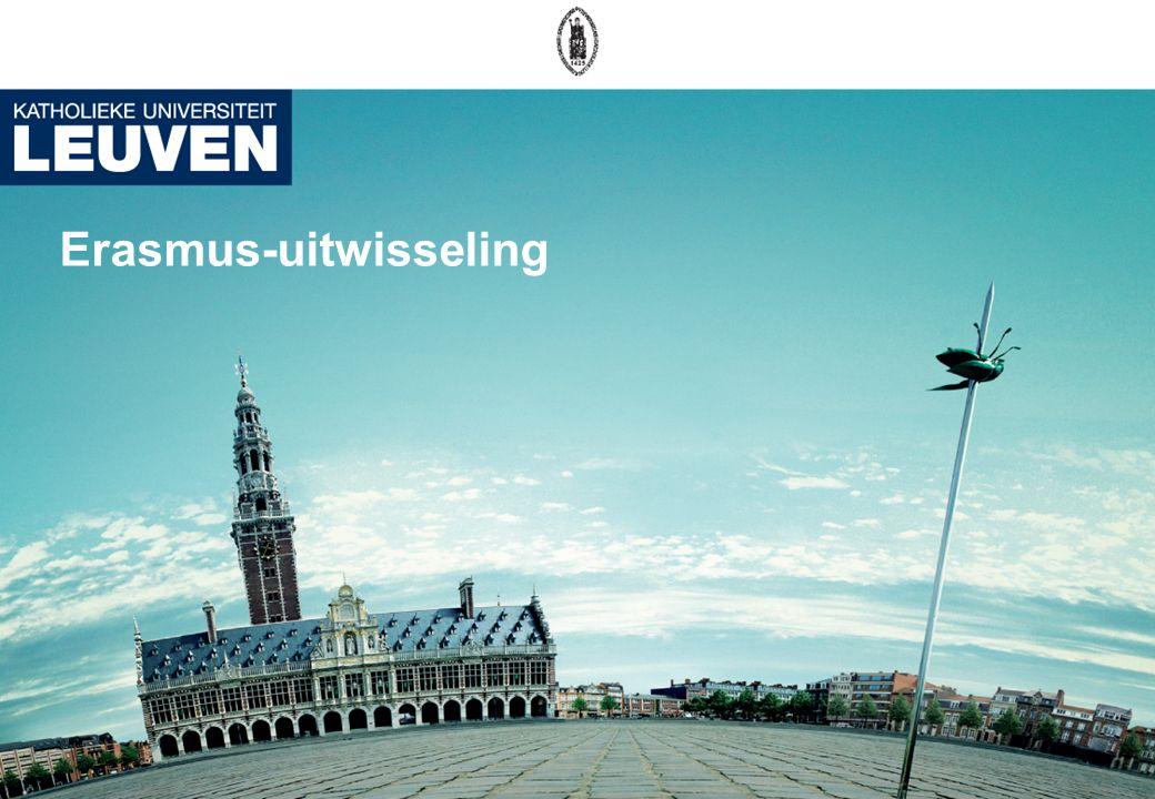 Erasmus-uitwisseling