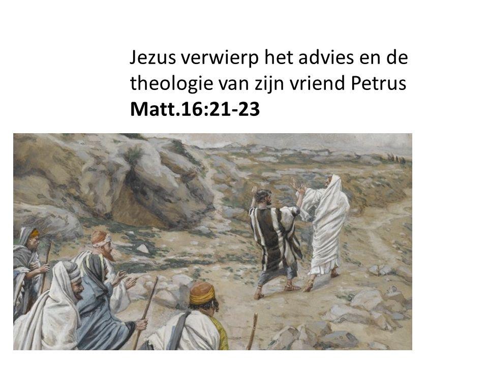 Jezus deed de wil van Zijn Vader Hebr.5:7-9 Het voorbeeld van Gethsémané