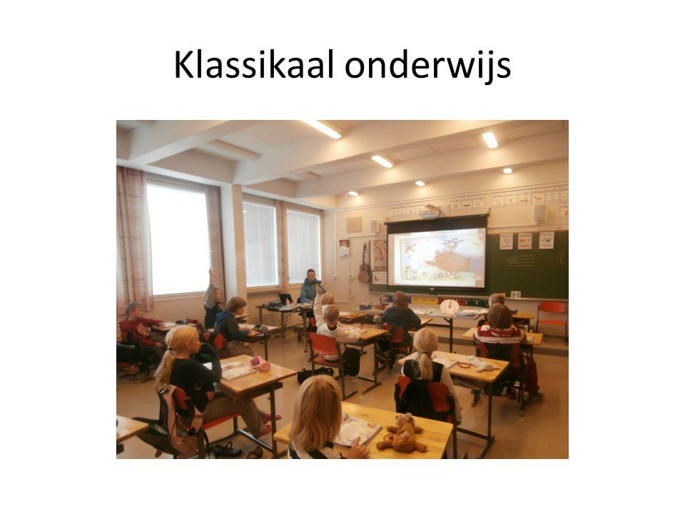 Klassikaal onderwijs