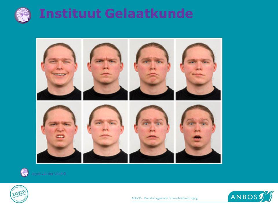 Joyce van der Voort © Instituut Gelaatkunde
