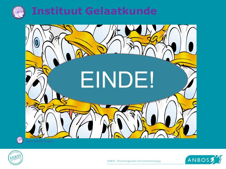 Joyce van der Voort © EINDE! EINDE! Instituut Gelaatkunde