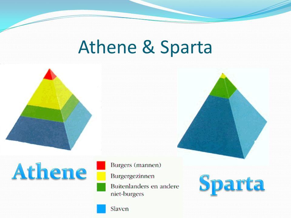 Athene & Sparta