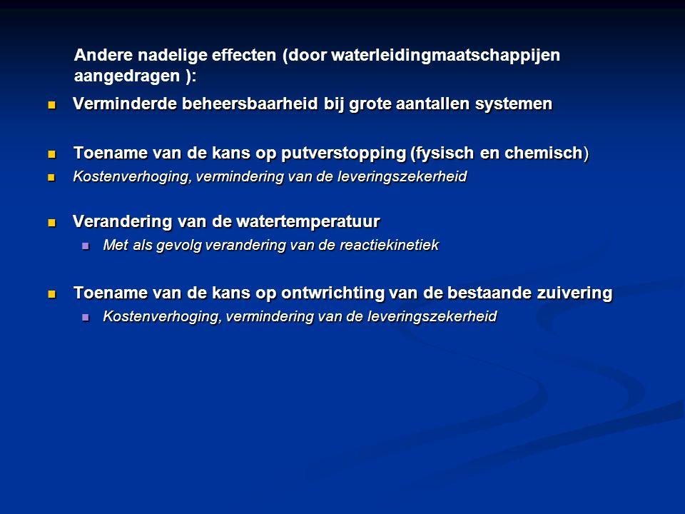 Voorgenomen beleid van de provincie Noord-Holland Beschouwing van de mogelijke nadelige effecten van WKO-systemen op de drinkwaterwinning is voor de provincie aanleiding tot: Beschouwing van de mogelijke nadelige effecten van WKO-systemen op de drinkwaterwinning is voor de provincie aanleiding tot: het beleidsvoornemen om WKO niet toe te staan in waterwingebieden en grondwaterbeschermingsgebied I niet toe te staan in waterwingebieden en grondwaterbeschermingsgebied I toe te staan in grondwaterbeschermingsgebied II (de zone met een verblijftijd tussen 25 en 200 jaar) onder aangescherpte voorschriften.