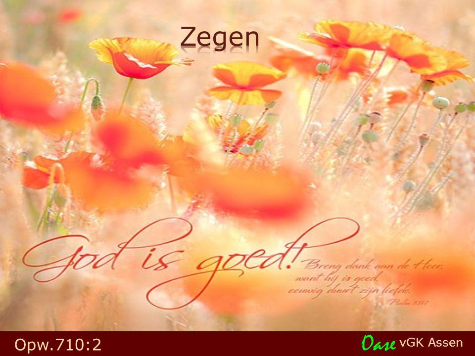 vGK Assen Oase Opw.710:2