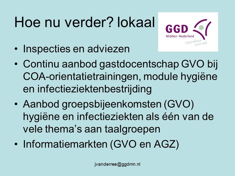 jvanderree@ggdmn.nl Hoe nu verder.
