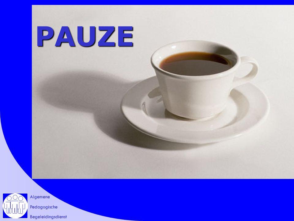 Algemene Pedagogische Begeleidingsdienst PAUZE