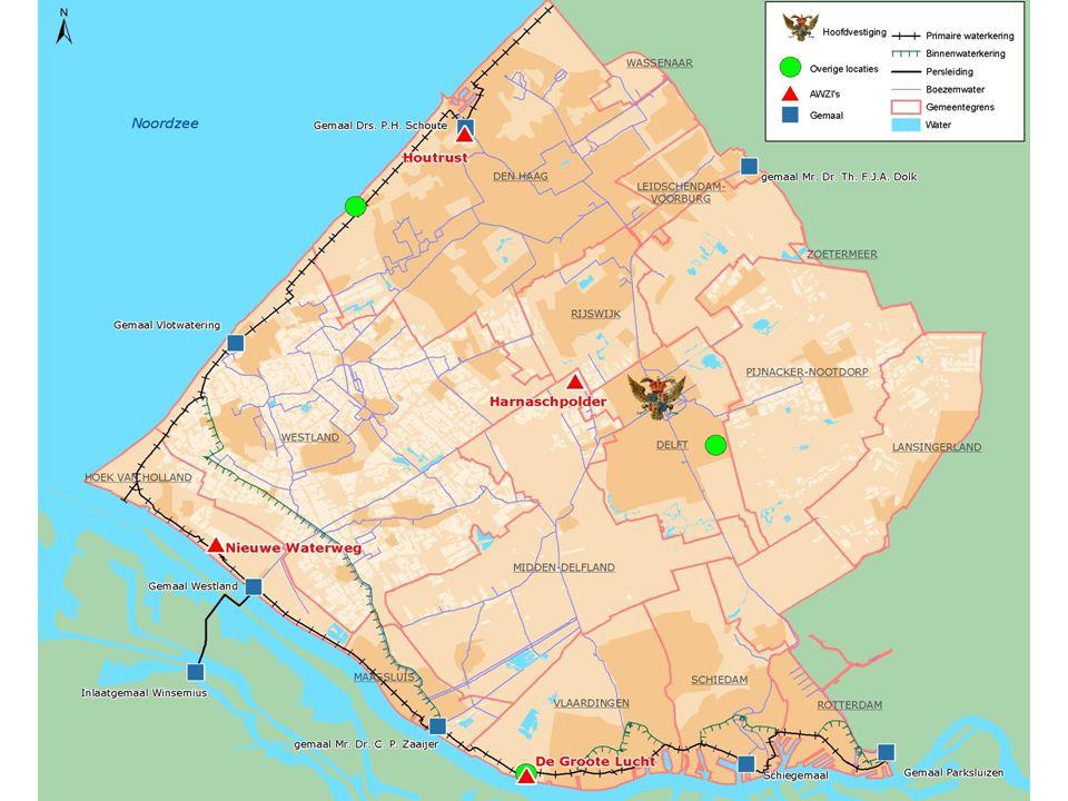 Huis van Thorbecke Rijk 441 gemeenten 12 provincies 25 waterschappen