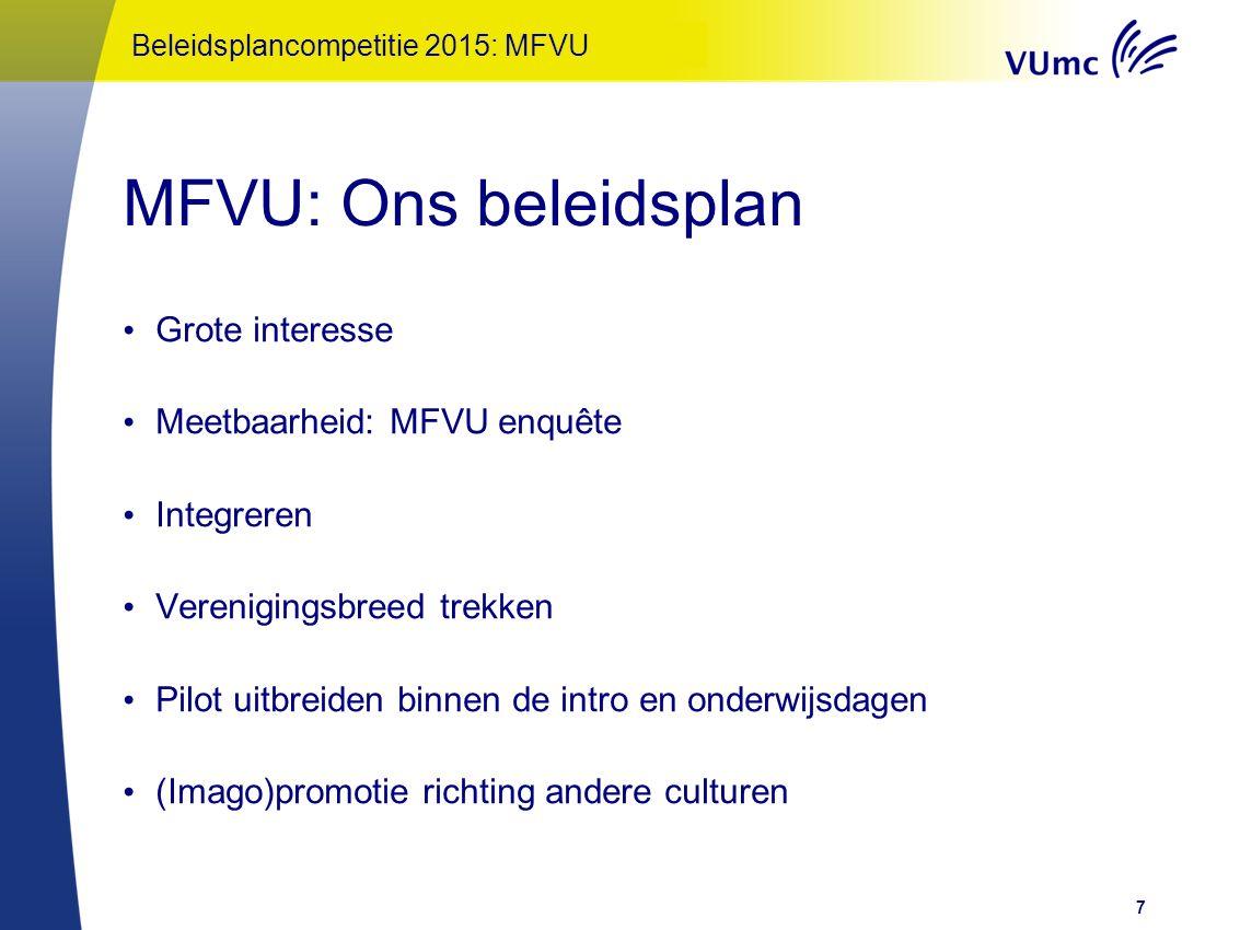 Oratie Onderwijs: een Kunst! – Gerda Croiset 2013 MFVU in 2030 8 5.