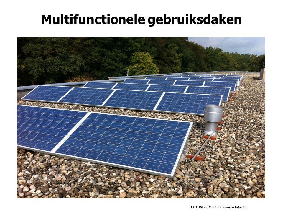 Samenwerking NVBU en TECTUM loont. Meerwerk door kennis van daken!