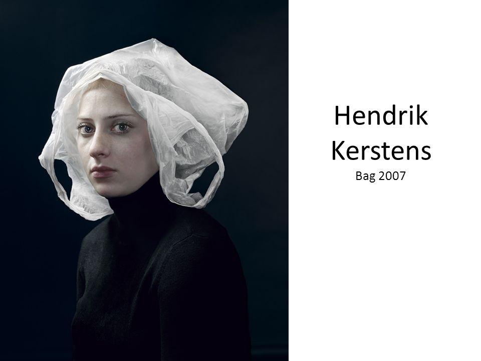 Hendrik Kerstens Bag 2007