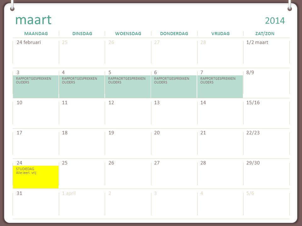MAANDAGDINSDAGWOENSDAGDONDERDAGVRIJDAGZAT/ZON Opmerking: U kunt deze sjabloon afdrukken om hem als een kalender te gebruiken.