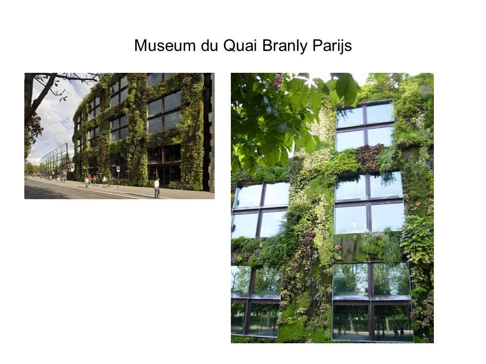 Museum du Quai Branly Parijs