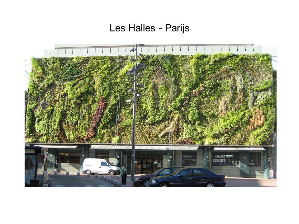 Les Halles - Parijs