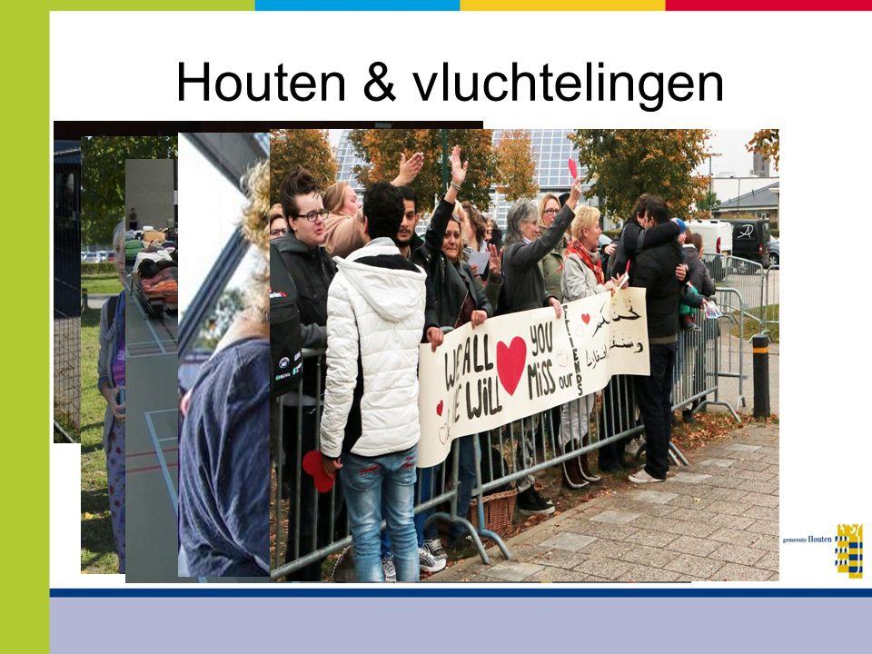 Houten & vluchtelingen