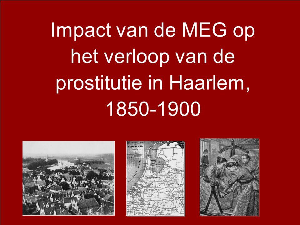 Verloop Prostitutie, 1850-1900 Economische Aspecten ?