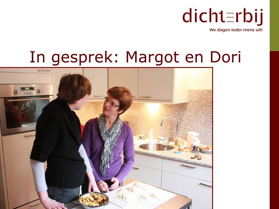 In gesprek: Margot en Dori