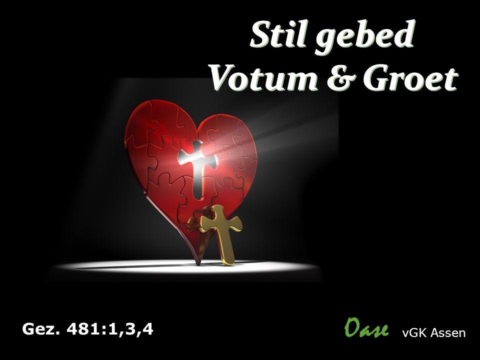 Gez. 481:1,3,4
