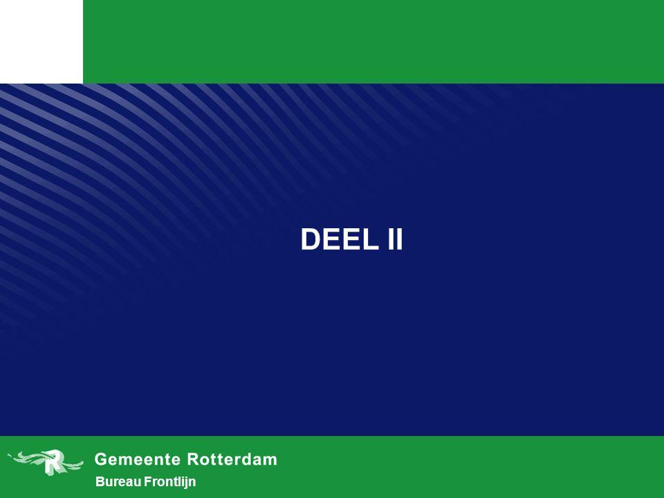 Bureau Frontlijn DEEL II