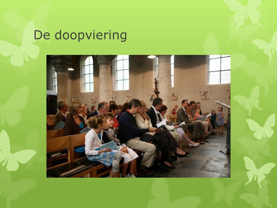De doopviering