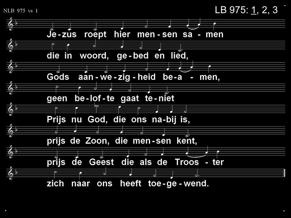 ... LB 975: 1, 2, 3
