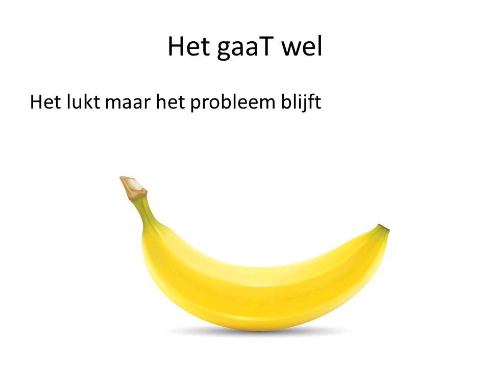 De grote oplossing Is dit het dan geworden Bedacht door een Nederlander