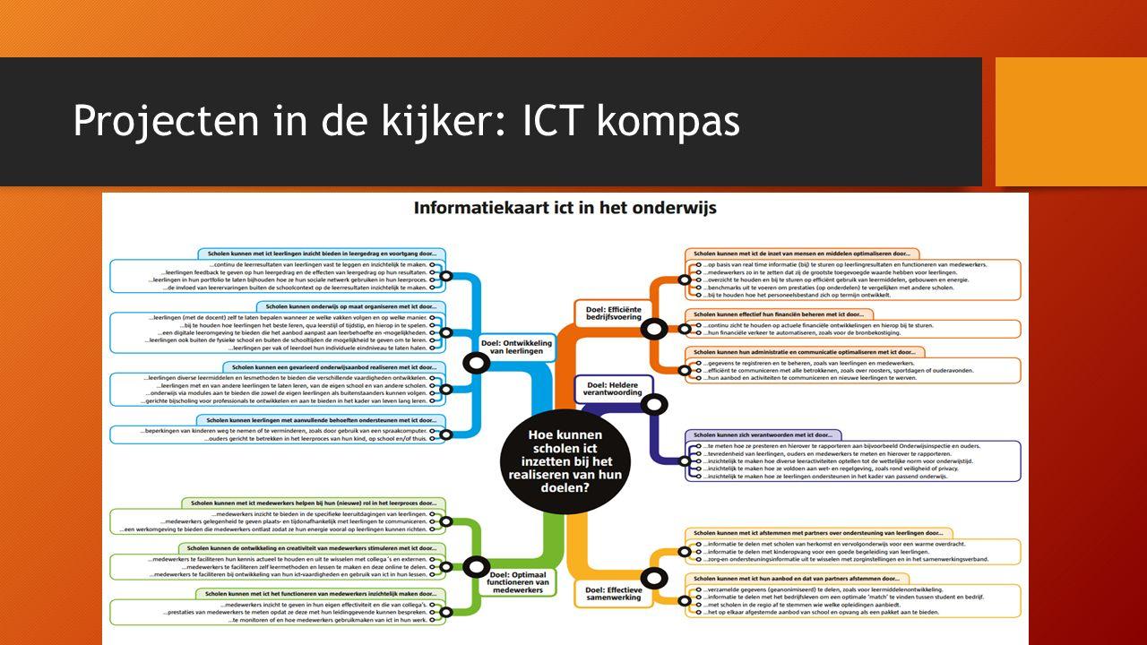 Projecten in de kijker: ICT kompas