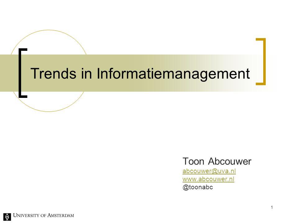 I(T) management concerns