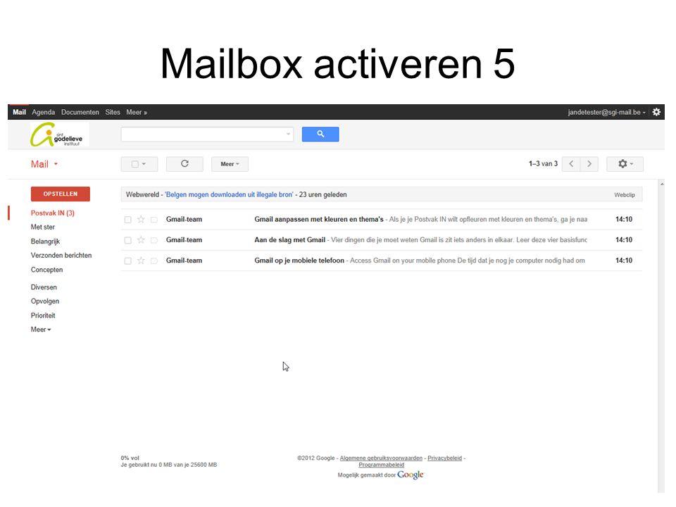 MS Outlook 2010 instellen 1 Open MS Outlook 2010; Klik op Bestand > Info > + Account toevoegen