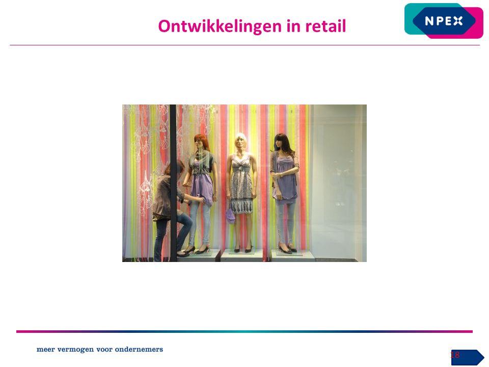 18 Ontwikkelingen in retail