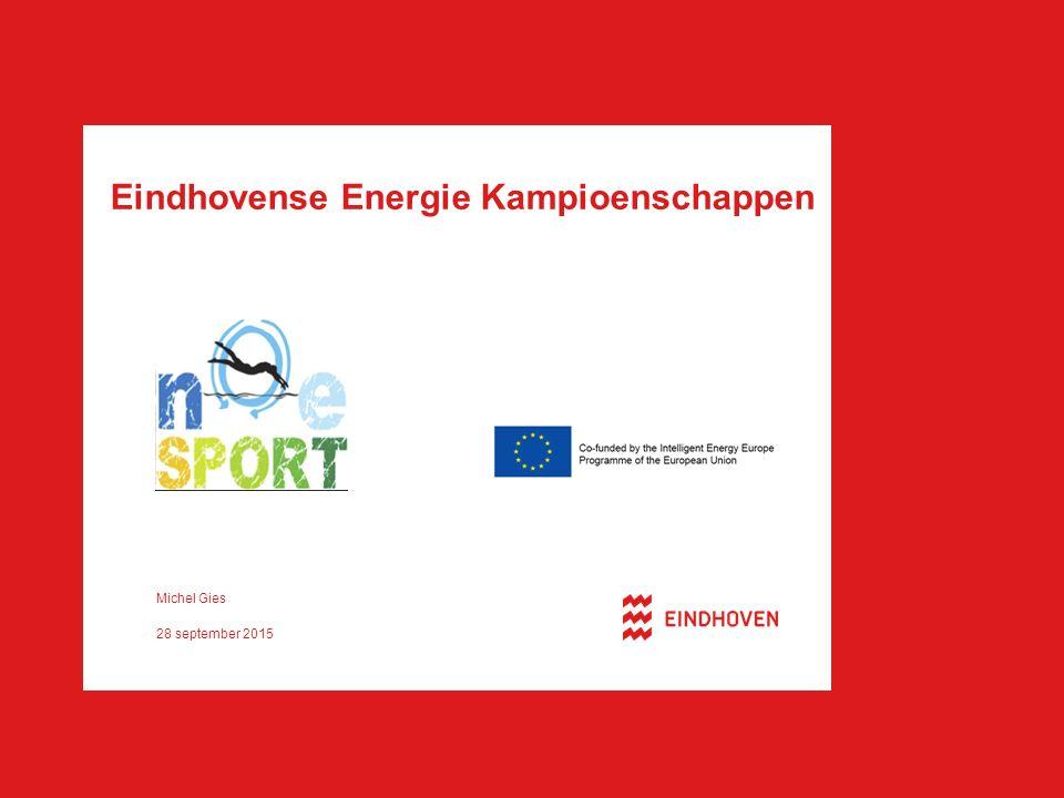 Eindhovense Energie Kampioenschappen Prijzenpakket Wie doen er mee.