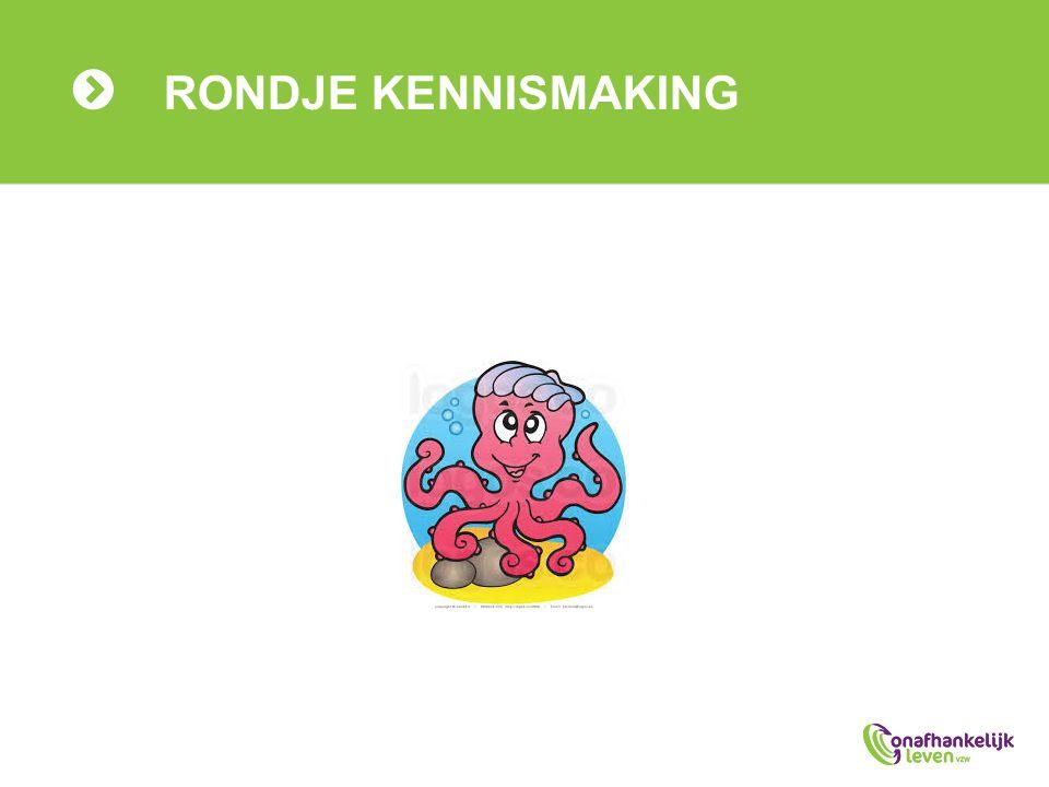RONDJE KENNISMAKING