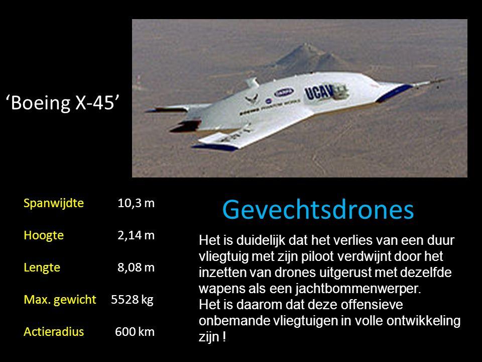 De 'Phantom Eye' is een Amerikaans drone prototype van het type HALE (Haute Altitude, Longue Endurance) in constructie (2012) bij de firma Boeing.