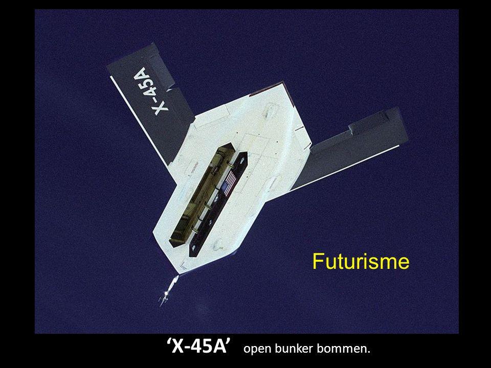 'Northrop Grumman X-47 Pegasus' Afmetingen 8,5m x 8,5 m Max.