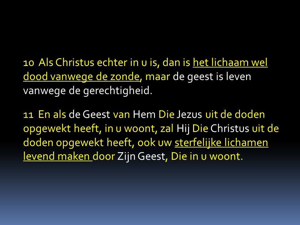 Romeinen 5: 17 Want, indien door de overtreding van de ene de dood als koning is gaan heersen door die ene, veel meer zullen zij, die de overvloed van genade en van de gave der gerechtigheid ontvangen, leven en als koningen heersen door de ene, Jezus Christus.