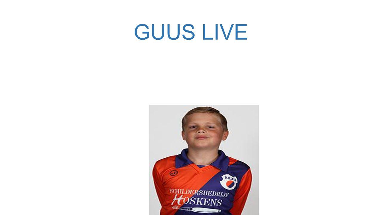 GUUS LIVE