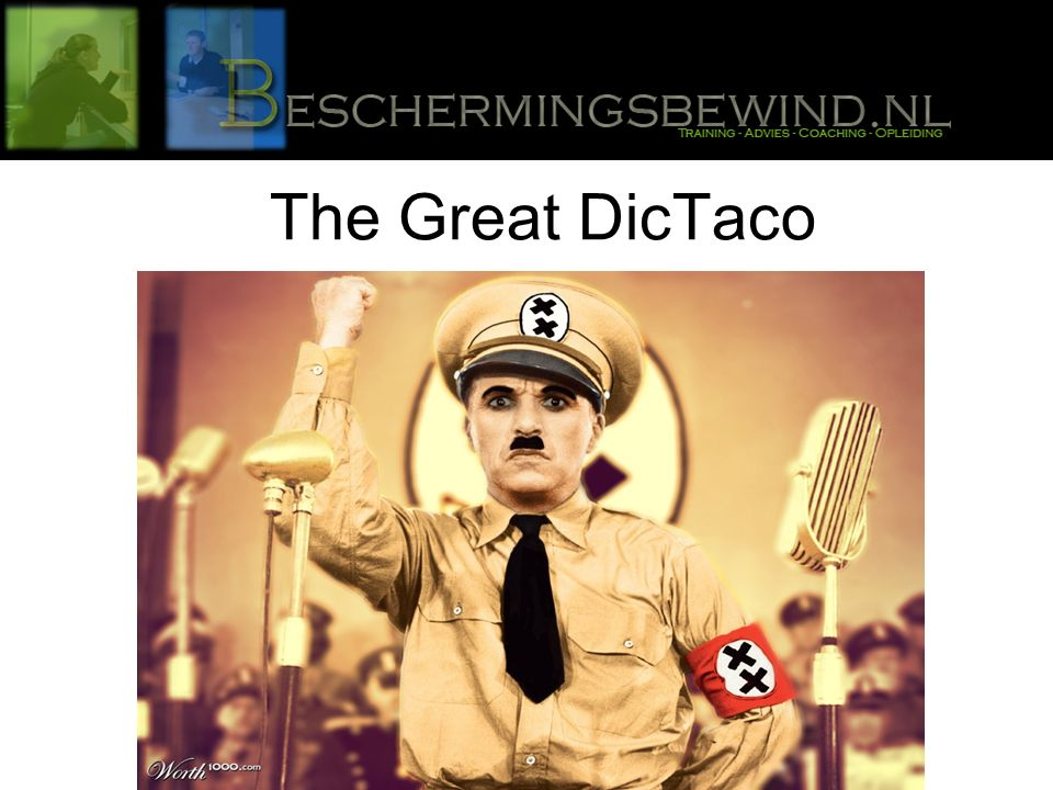 The Great DicTaco