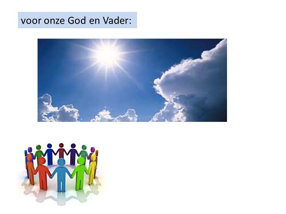 Wij weten immers, broeders, geliefd door God, jullie uitkiezing.