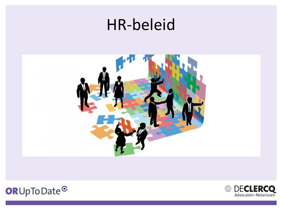 HR-beleid