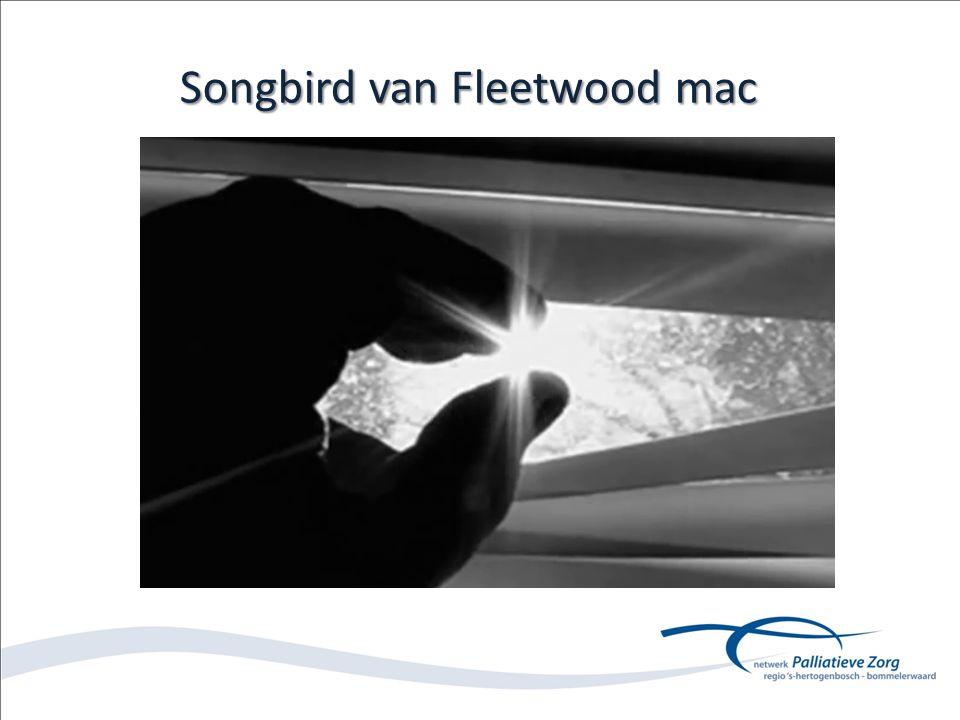 Songbird van Fleetwood mac