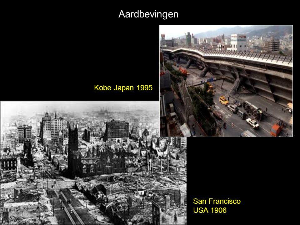 Izmit 17/08/99 Hoe lang duurt een aardbeving?.Blijft het bij één beving.