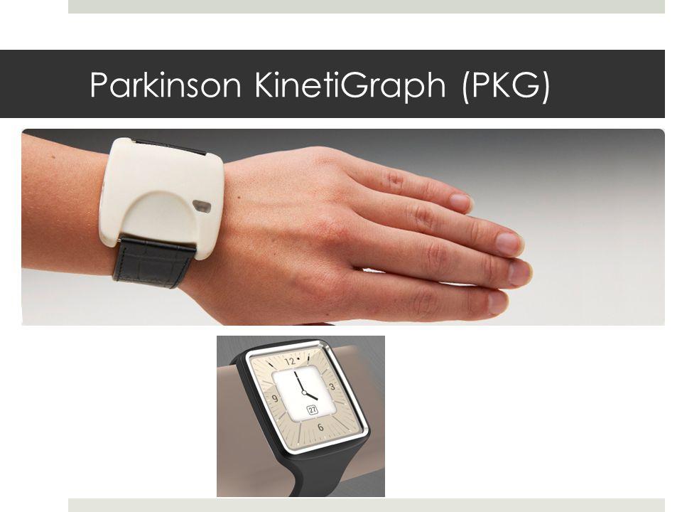 Parkinson KinetiGraph (PKG)